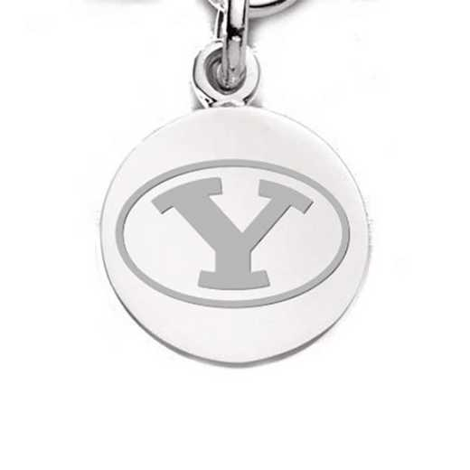 615789667070: Brigham Young University SS Charm by M.LaHart & Co.