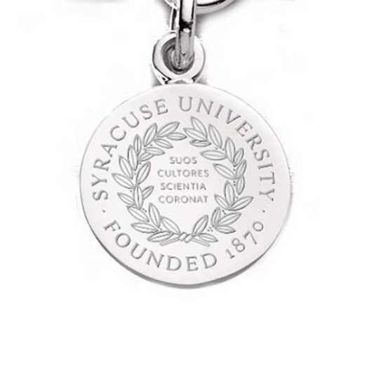 615789728269: Syracuse University SS Charm by M.LaHart & Co.