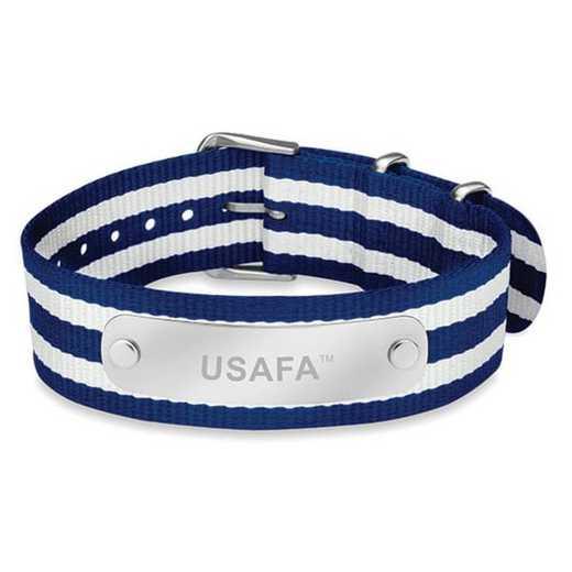 615789538783: Air Force Academy (Size-Medium) NATO ID Bracelet