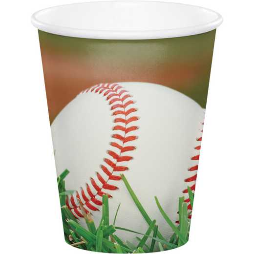 DTC377963CUP: CC Baseball Cups - 24 Count
