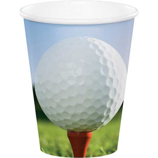 DTC377965CUP: CC Golf Cups - 24 Count