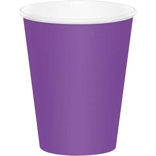 318914: CC Amethyst Purple Cups - 24 Count