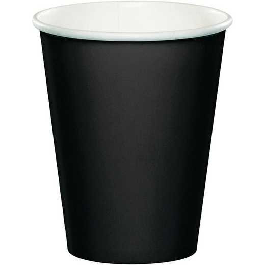 56134B: CC Black Cups - 24 Count