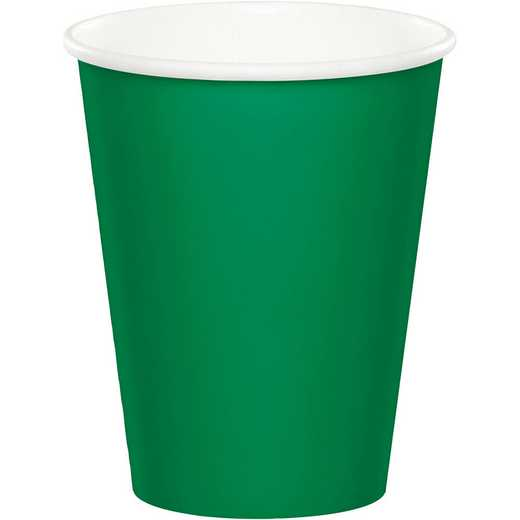 56112B: CC Emerald Green Cups - 24 Count