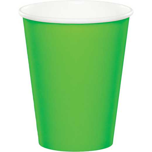 563123B: CC Fresh Lime Green Cups - 24 Count