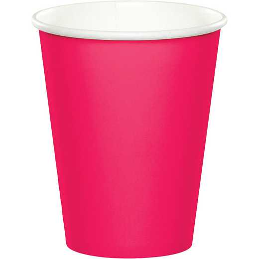 56177B: CC Hot Magenta Pink Cups - 24 Count