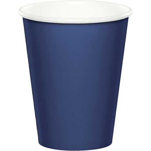 561137B: CC Navy Blue Cups - 24 Count