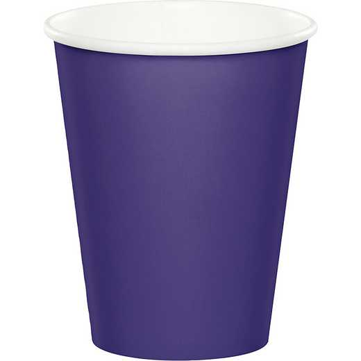 56115B: CC Purple Cups - 24 Count