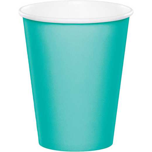 324783: CC Teal Lagoon Cups - 24 Count