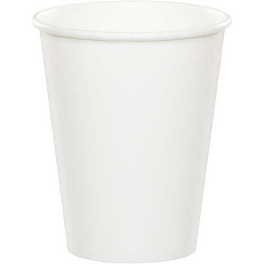 56000B: CC White Cups - 24 Count