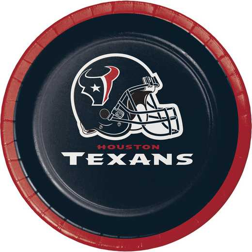 DTC419513PLT: CC Houston Texans Dessert Plates