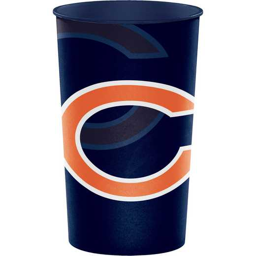 DTC119506TUMB: CC Chicago Bears Souvenir Cups