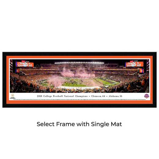 CFPC19M: 2018 College Football Champions - Clemson Tigers, Select