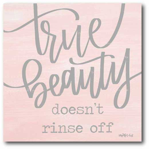 WEB-T913-16x16: CM True beauty  Canvas  - 16x16