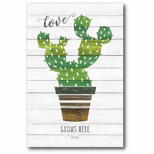 WEB-T922-12x18: CM Love  Canvas  - 12x18