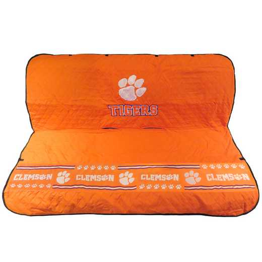 CL-3177:  CLEMSON TIGERS CAR SEAT COVER
