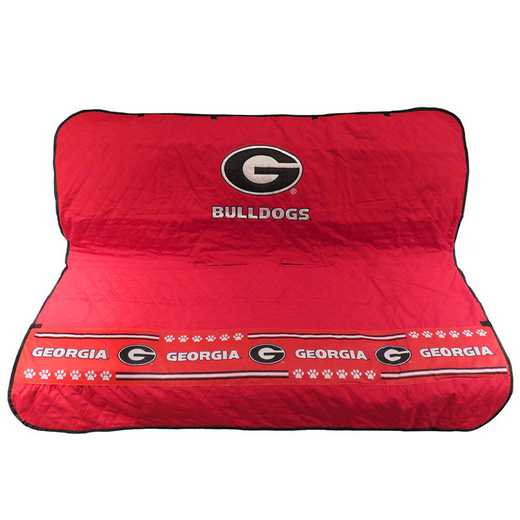 GA-3177: GEORGIA BULLDOGS CAR SEAT COVER