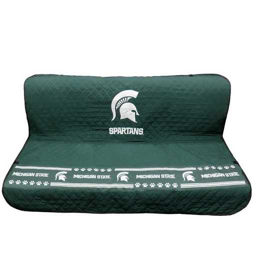 MS-3177: MICHIGAN STATE SPARTANS CAR SEAT COVER