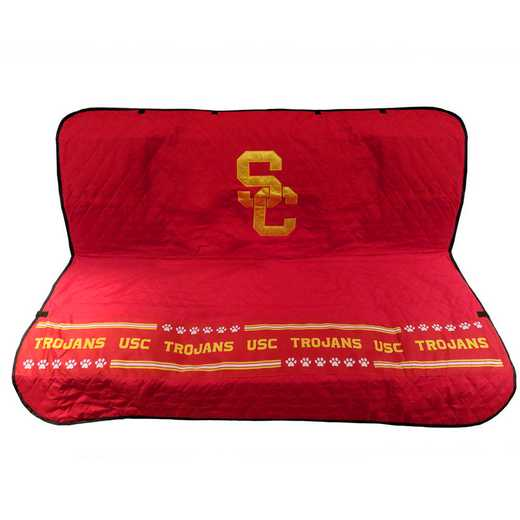 USC-3177: USC TROJANS CAR SEAT COVER