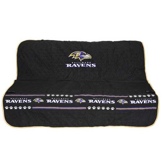 BAL-3177: BALTIMORE RAVENS CAR SEAT COVER