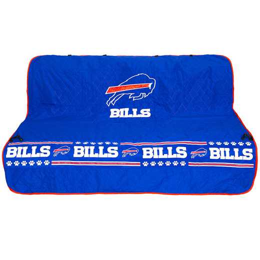 BUF-3177: BUFFALO BILLS CAR SEAT COVER
