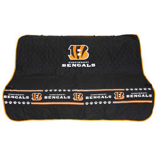 CIN-3177: CINCINNATI BENGALS CAR SEAT COVER