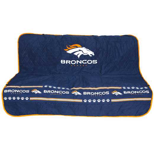 DEN-3177: DENVER BRONCOS CAR SEAT COVERS