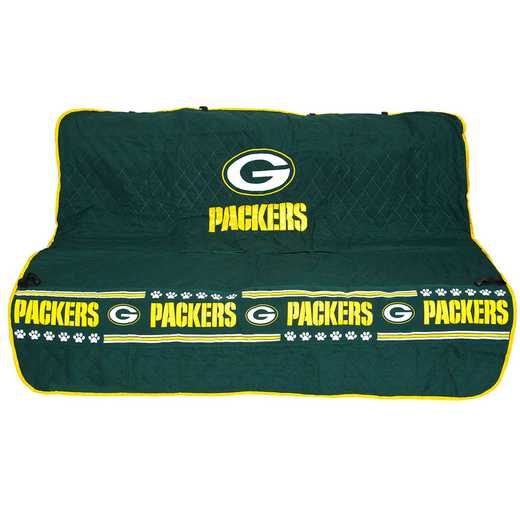 GBP-3177: GREEN BAY PACKERS CAR SEAT COVER