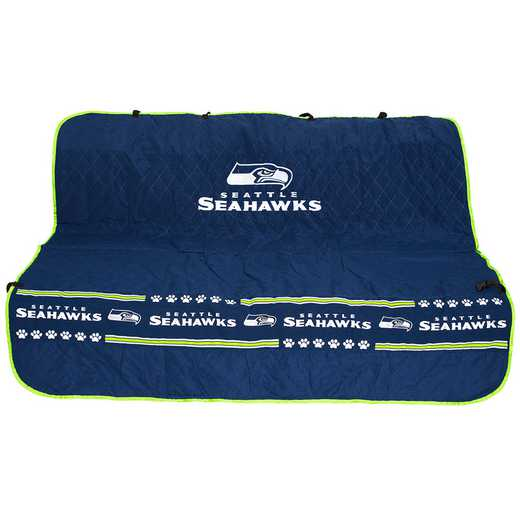SEA-3177: SEATTLE SEAHAWKS CAR SEAT COVERS