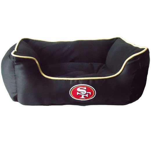 SAN-3064: SAN FRANCISCO 49ERS BED