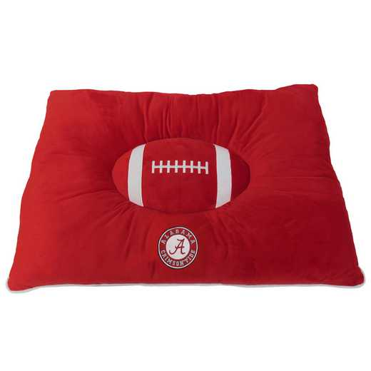 AL-3188: ALABAMA CRIMSON TIDE PILLOW BED