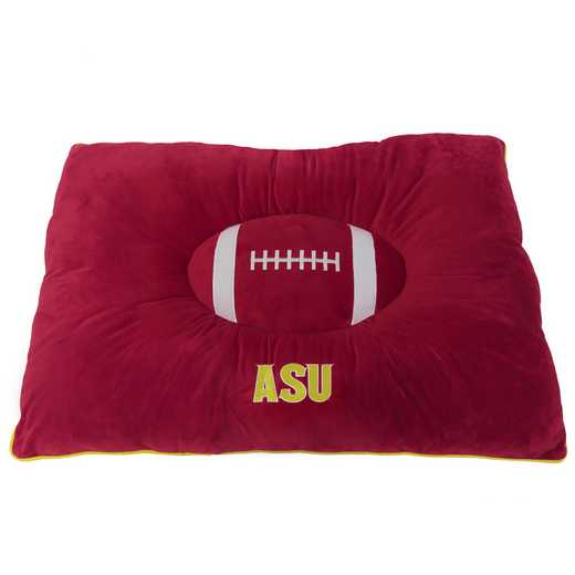 ASU-3188: ARIZONA STATE SUN DEVILS PILLOW BED