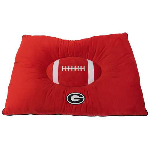 GA-3188: GEORGIA BULLDOGS PILLOW BED
