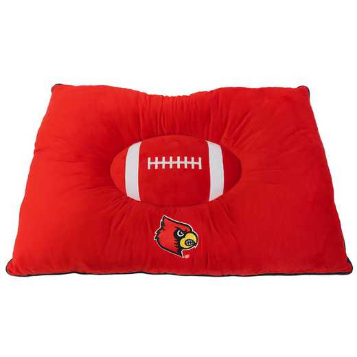 UL-3188: LOUISVILLE CARDINALS PILLOW BED