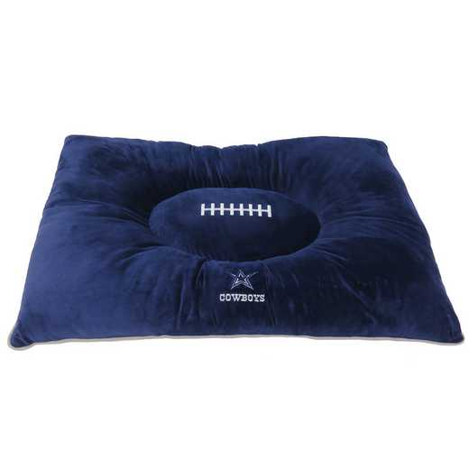 DAL-3188: DALLAS COWBOYS PILLOW BED