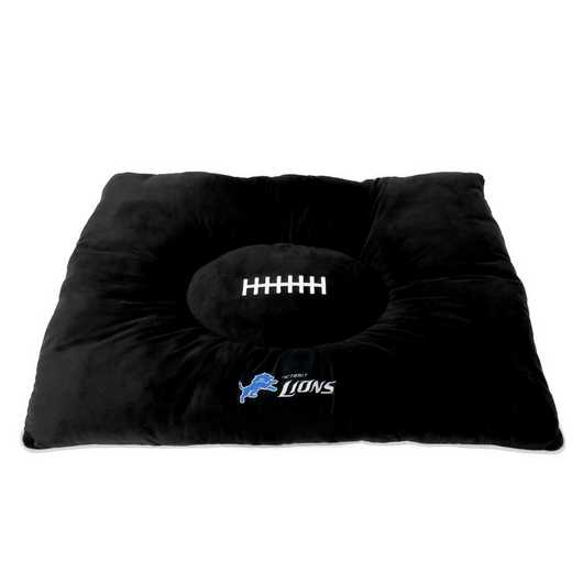 DET-3188: DETROIT LIONS PILLOW BED