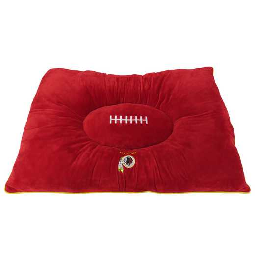 WAS-3188: WASHINGTON REDSKINS PILLOW BED