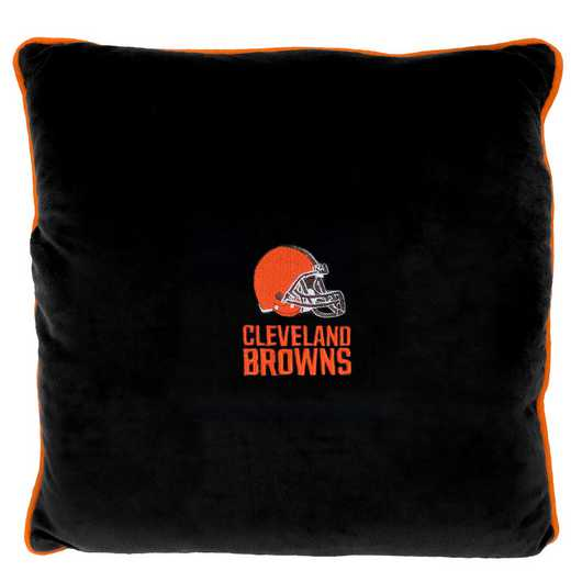 CLE-3195: CLEVELAND BROWNS PILLOW