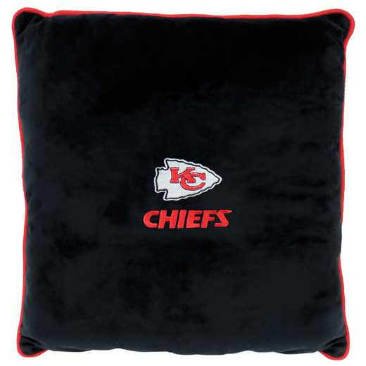 KCC-3195: KANSAS CITY CHIEFS PILLOW