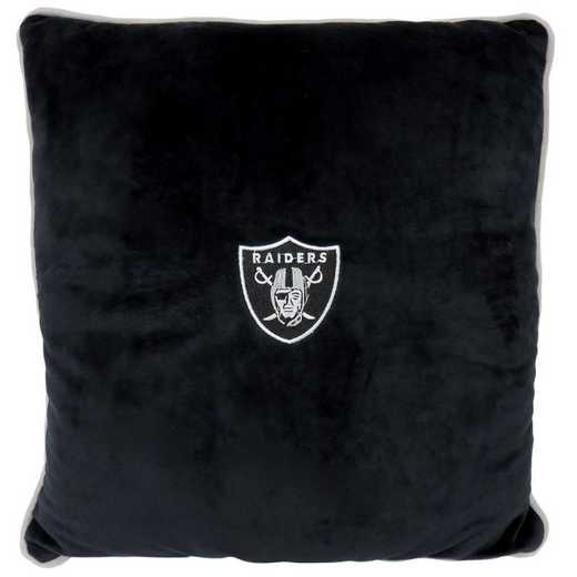 OAK-3195: OAKLAND RAIDERS PILLOW