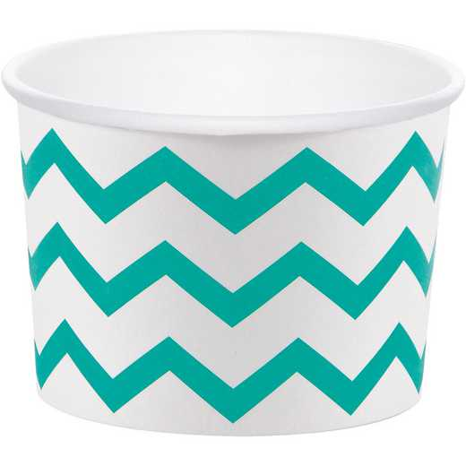DTC329629TRT: CC Teal Lagoon Treat Cups