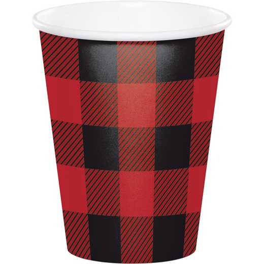 DTC321827CUP: CC Buffalo Plaid Cups