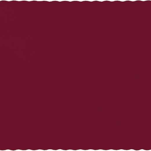 863122B: CC Burgundy Red Placemats - 50 Cnt