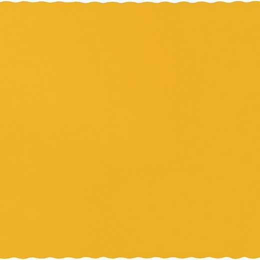 863269B: CC School Bus Yellow Placemats - 50 Cnt