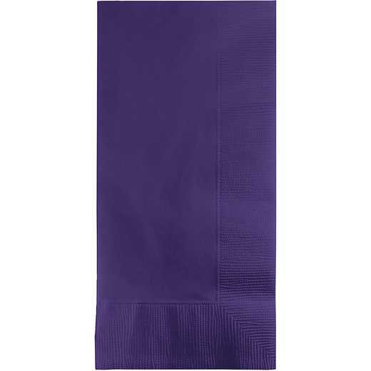 67115B: CC Purple Din Napkins - 50 Cnt