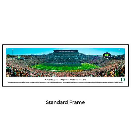 UOR7F: Oregon Ducks Football #7 (Green Out), Standard