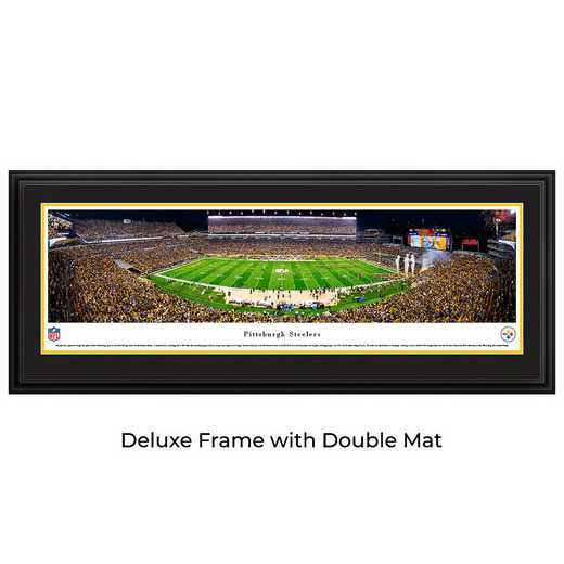 NFLSTE5D: Pittsburgh Steelers Football #5 - Deluxe