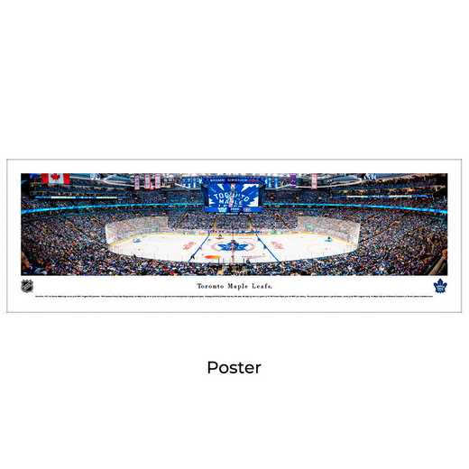 NHLMAP4: Toronto Maple Leafs Hockey #4, Unframed Poster