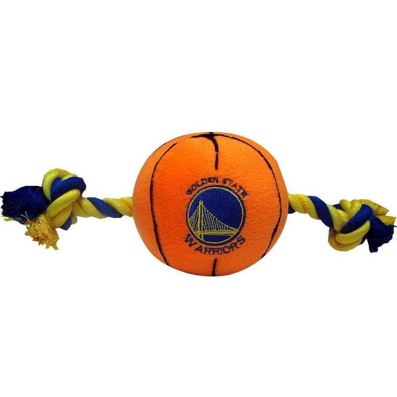 f80952ced GOLDEN STATE WARRIORS Basketball Pet Toy