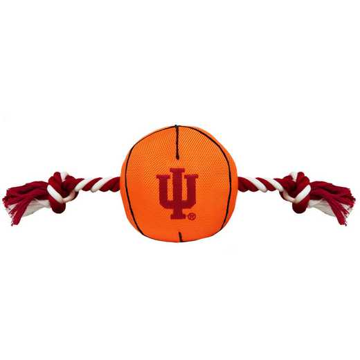 IND-3105: INDIANA NYLON BASKETBALL ROPE TOY